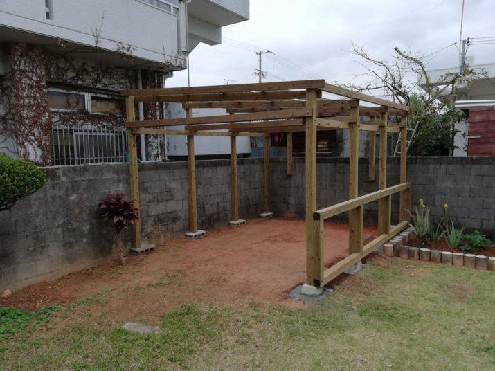 DIY車庫